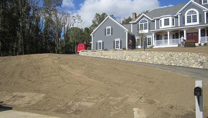 Residential Landscaping Burlington MA