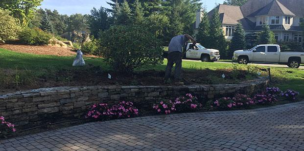 Residential Landscaper McLeod Landscaping