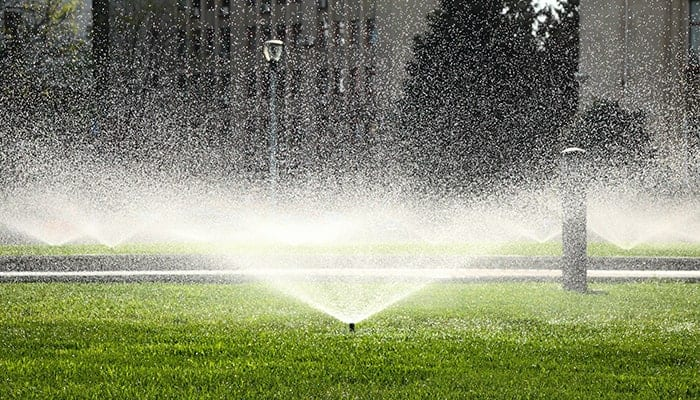 Irrigation System Billerica MA
